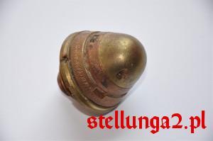 Zapalnik odnaleziony w jednym z gospodarstw w Gruszowie